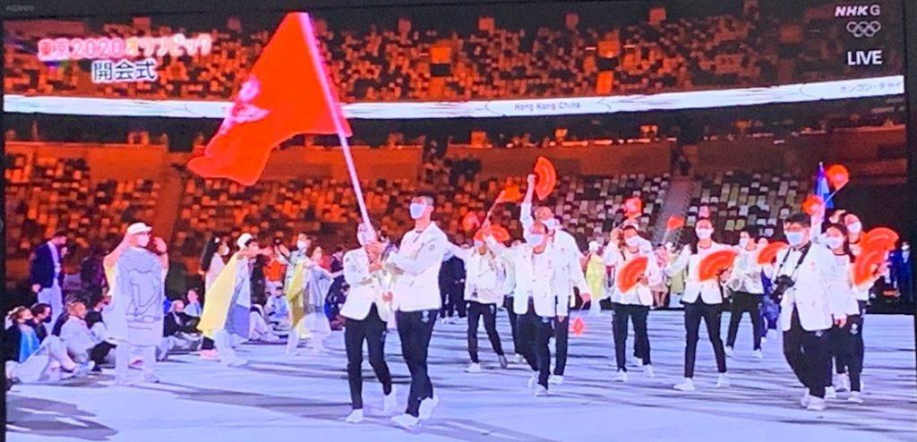 【初めてのブルーインパルス】アラサーOLのオリンピック開会式感想