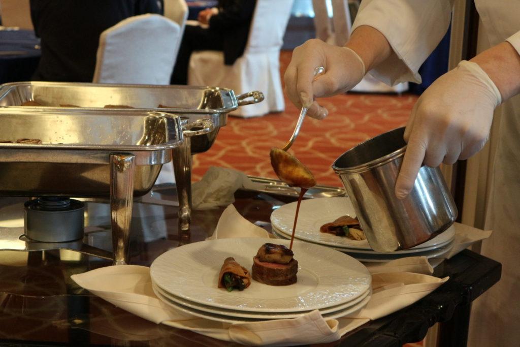 【ジャパニーズフレンチ】結婚式の料理の試食会に行った話【豪華19,000円】