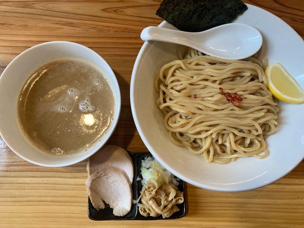 【辻堂/麺屋海心】久々にドンピシャで好みなつけ麺に出会いました