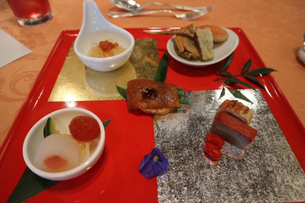 【中華料理】結婚式の料理の試食会に行った話【18,500円】